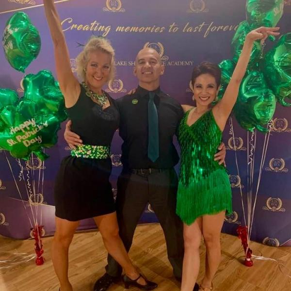 social dance lessons libertyville