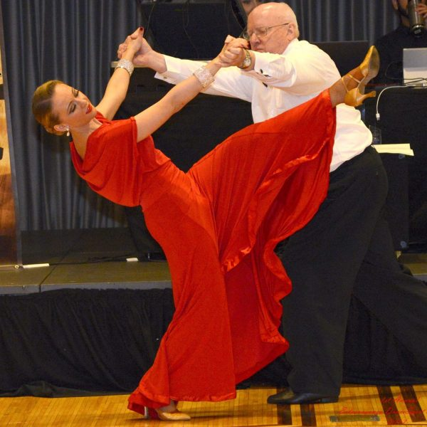 What is a Ballroom Dance Showcase? Featured Image