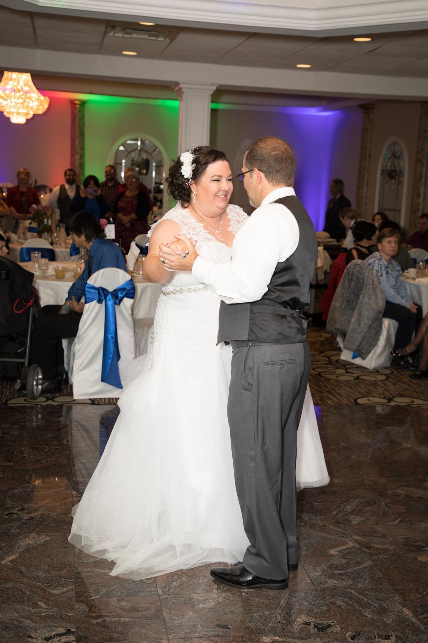 Wedding dance lessons Evanston