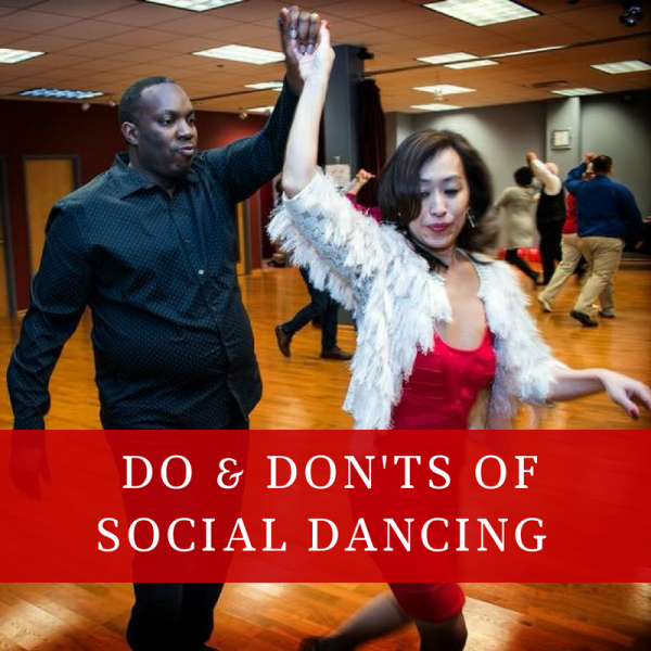Winnetka Ballroom Dance Lessons: The Do's and Don'ts of Social Dancing