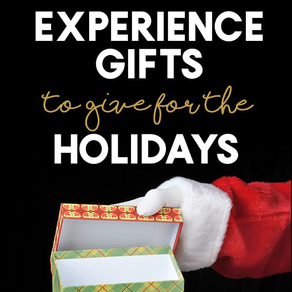 Give the Gift of experience this Holiday Season! Gift Certificates for Dance Lessons.