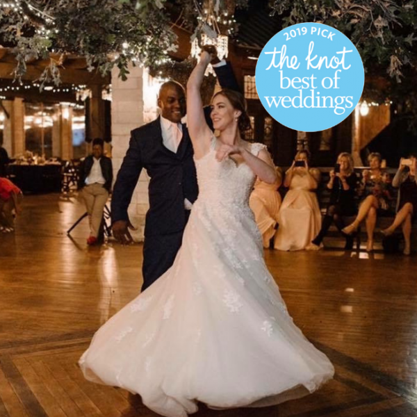 Wedding Dance Classes in Evanston, Wilmette, Vernon Hills and North Shore Areas. LSDA The Knot Best of Weddings 2019!