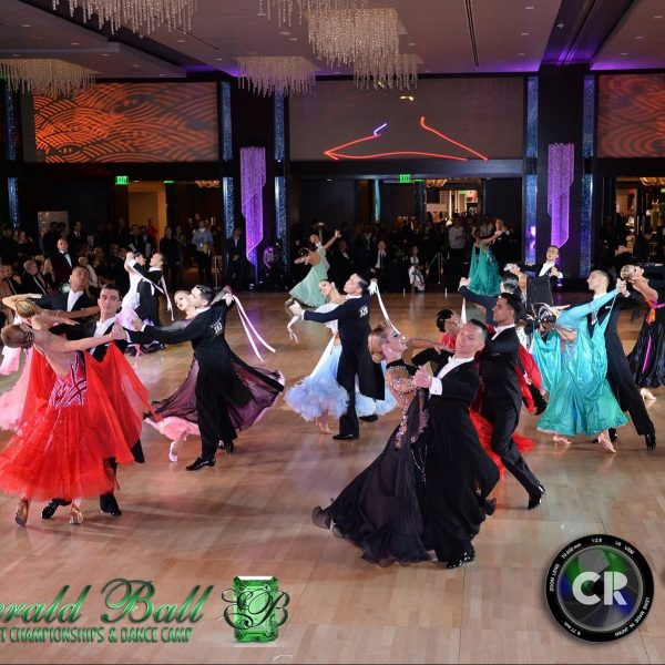 First Ballroom Dance Competition: Checklist to Success. Featured Image