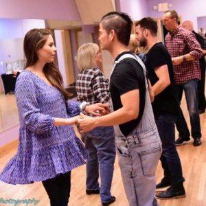 practice dance parties