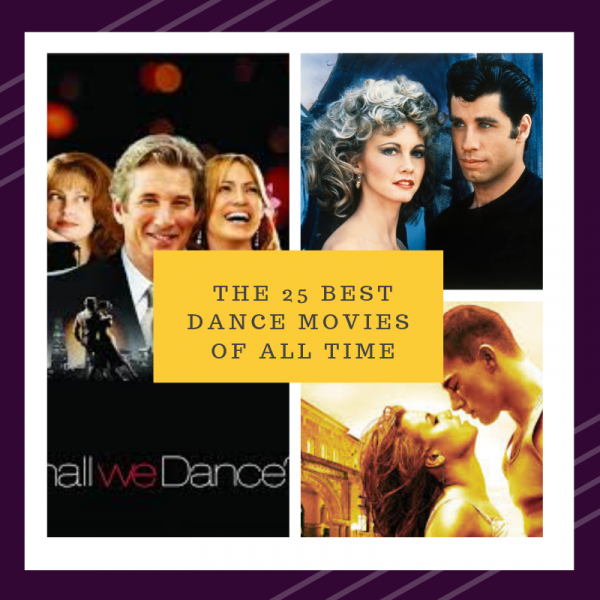 The 25 Best Dance Movies of All Time!