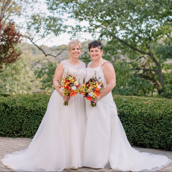 Cue the wedding music because here comes the LeAnn and Stacey! – wedding dance lessons in Libertyville
