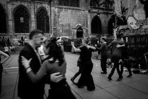 ballroom dancing help my marriege