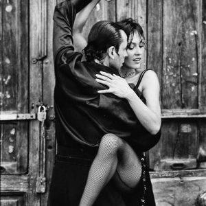 SALSA DANCING AND SWING DANCING