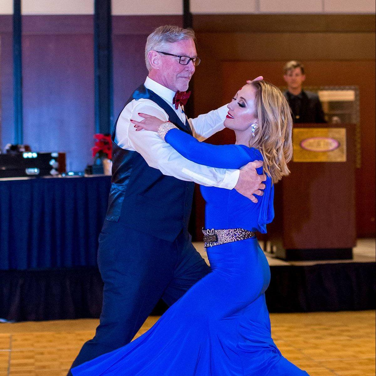 ballroom dance showcase