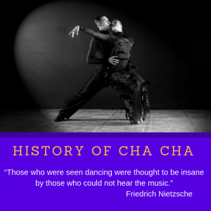 cha cha social dance