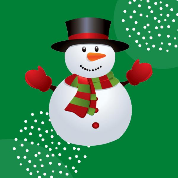 snowman dance package